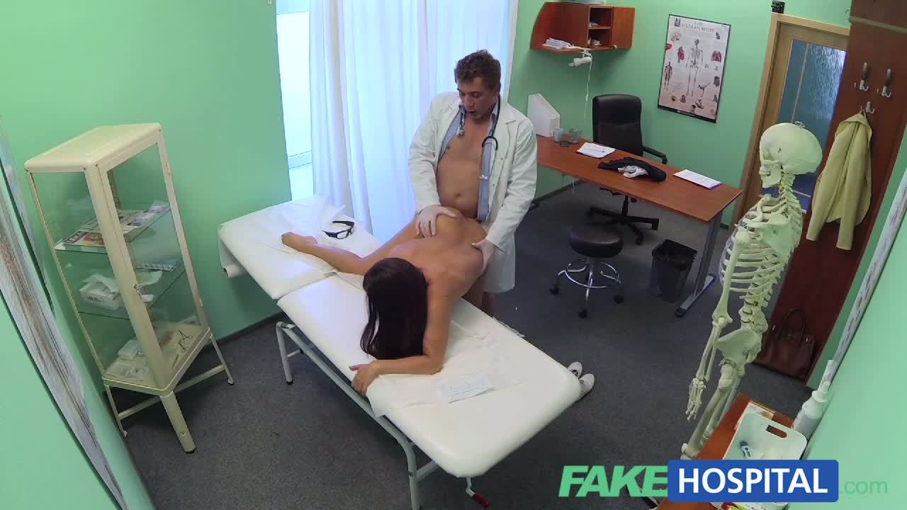 Fake Hospital doctor sex izle