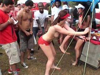Gerçek okul partisi böyle olur işte porno film