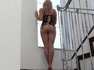 Evde Sevgilisinle Kahpe Porno Sikiş Film