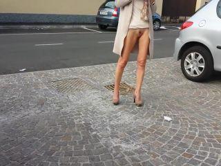 Sokak ortası çıplak seks izle