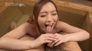 Koreli kızın muhteşem sakso çekişi