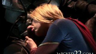 Süper Girl anal sex izle